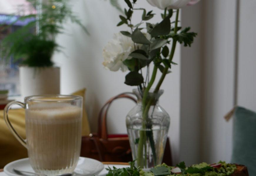 Les bonnes adresses de la semaine: Fougère Café – Persil & Mimosa