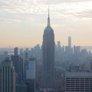 Un mois à NYC – City Guide : le Top of the Rock, l'observatoire du Rockefeller Center