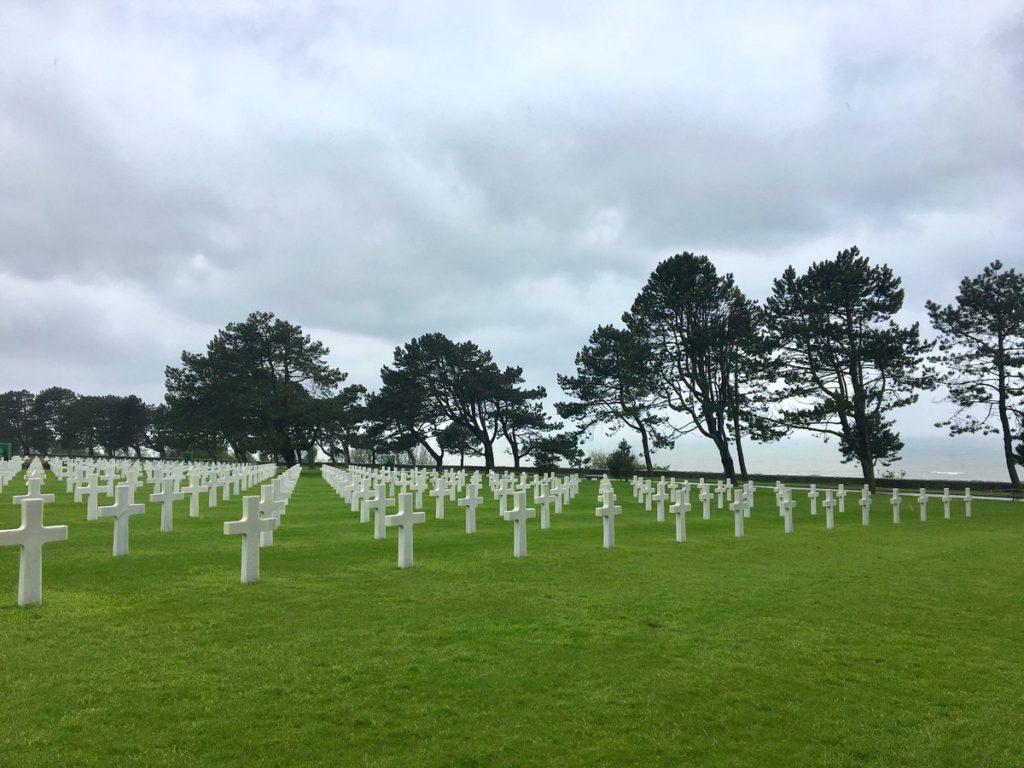Roadtrip printannier en Normandie #3 : De Omaha Beach à Bayeux en ...