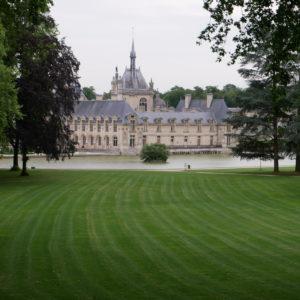 Un tour à Chantilly, à la découverte de l'exposition de l'été : «Peindre les courses»
