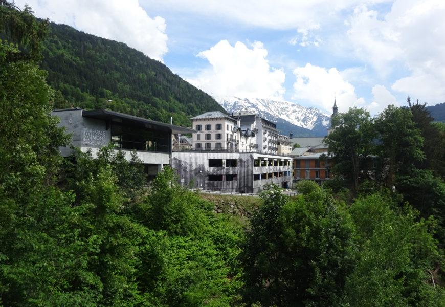 Blogtrip à Saint-Gervais, à la découverte du projet artistique 2KM3