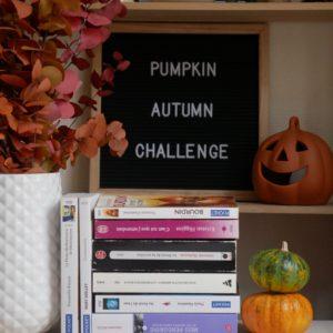 Mes lectures de l'automne – Pumpkin Autumn Challenge 2018