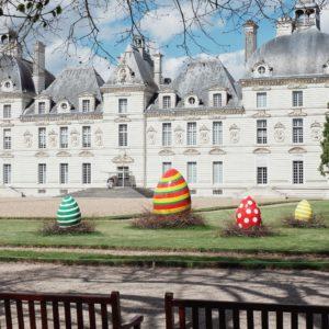 Journée printanière au Château de Cheverny