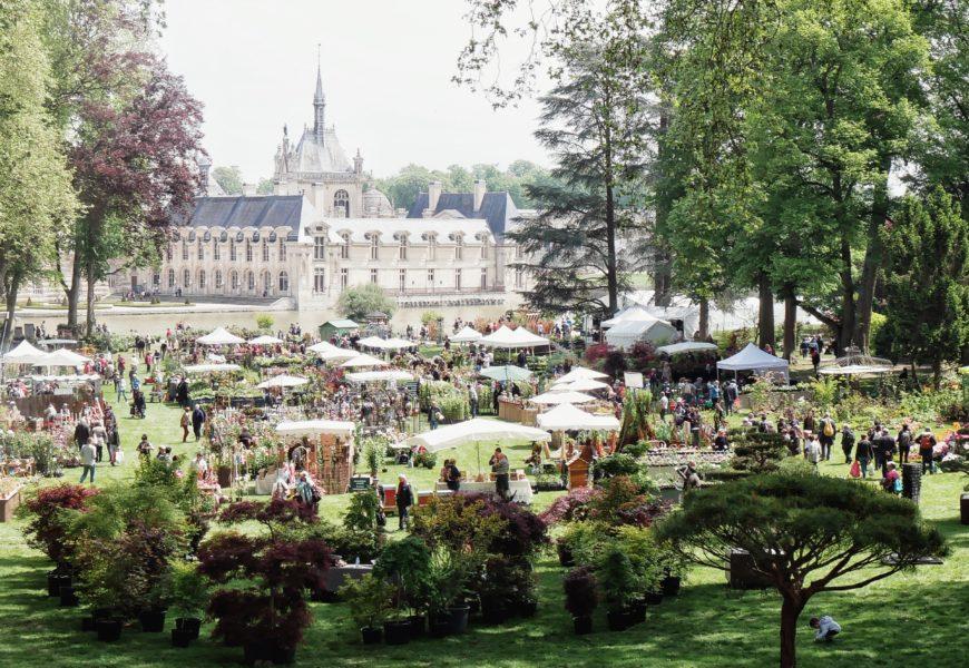 9e Édition des Journées des Plantes de Chantilly