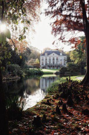 Balade d'automne à l'Arboretum de la Vallée-aux-Loups