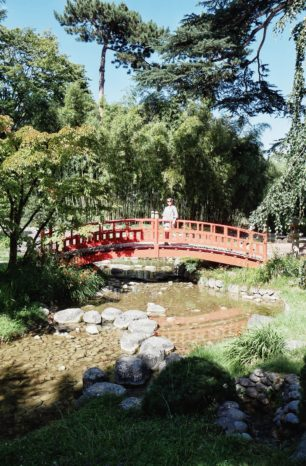 Balade au Jardin Albert Kahn à Boulogne Billancourt