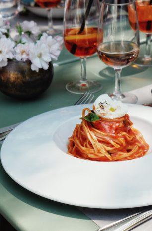 Un déjeuner à la Petite Venise, au coeur du domaine du Château de Versailles