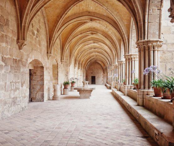 Un après-midi bucolique entre amies à l'Abbaye de Royaumont
