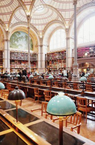 JEP 2020 : La Bibliothèque de l'INHA & le College des Bernardins