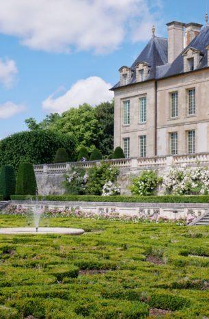 Balade au Château d'Auvers-sur-Oise
